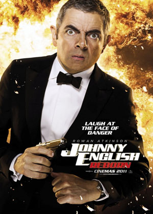 Агент Джонни Инглиш: Перезагрузка - Johnny English Reborn (2011) HDRip